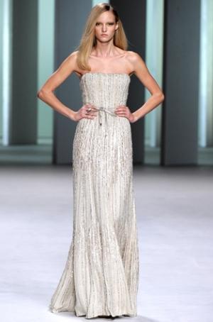 Duge haljine, proljece-ljeto 2011, Elie Saab