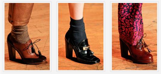 cipele za jesen 2011