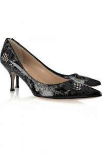 Valentino i Burberrry svecane cipele