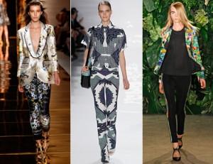 Moda za proljece 2012 kratke i duge hlace