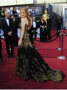 Moda Oscar 2012