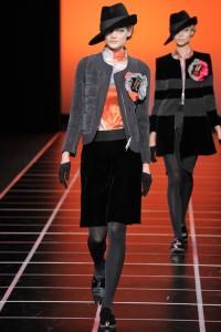 Armani elegantna moda 2012-2013